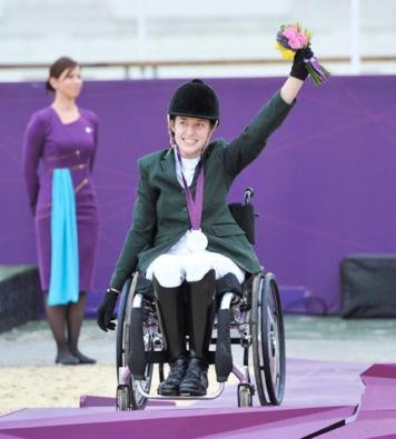 Paralympics, London 2012