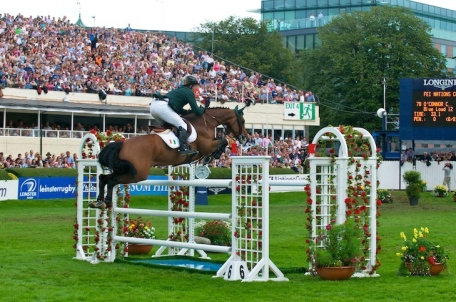 RDS Horse Show 2012