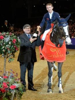 London International Horse Show 2016