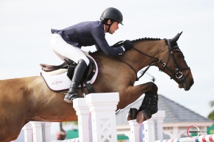 11/01/2017 ; Wellington FL ; Winter Equestrian Festival - Week 1