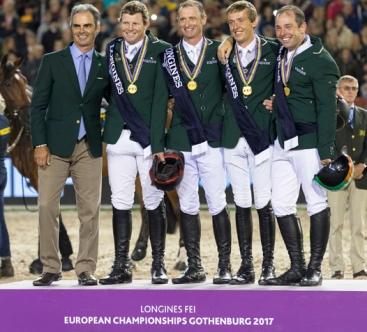 Longines FEI European Championships™ Gothenburg