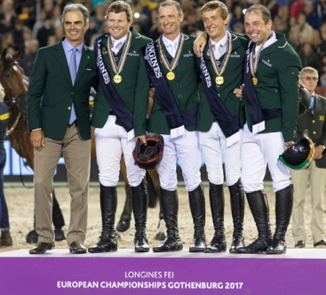 Longines FEI European Championships™ Gothenburg